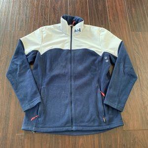 Helly Hansen Womens Fleece Zip Jacket Sweatshirt